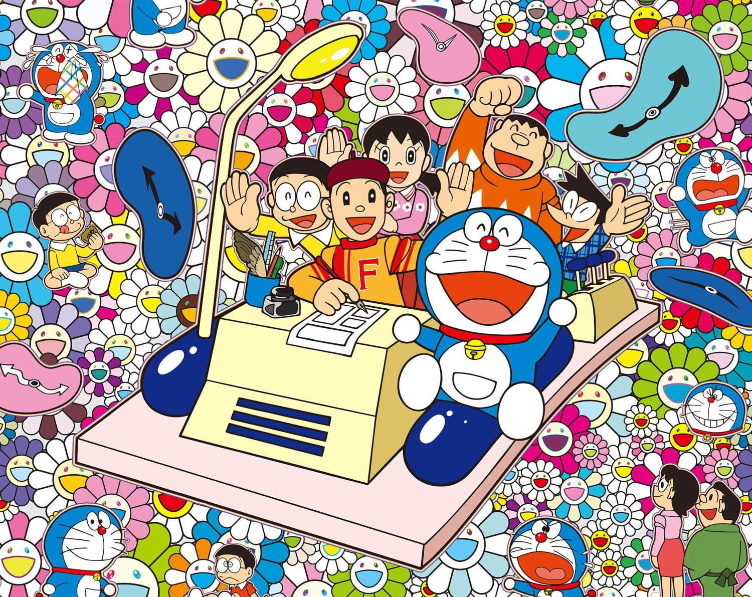 The Doraemon Exhibition Kyoto 2020