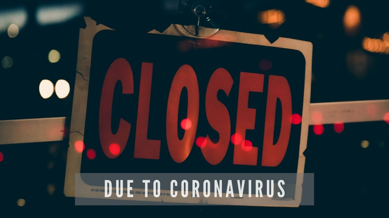 List of Places in Japan that are Closed due to Coronavirus (Covid-19)
