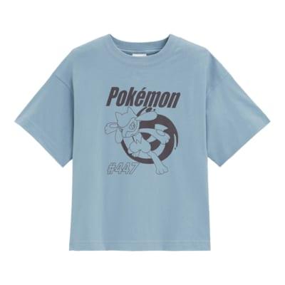 GU Pokemon Kids T-Shirt