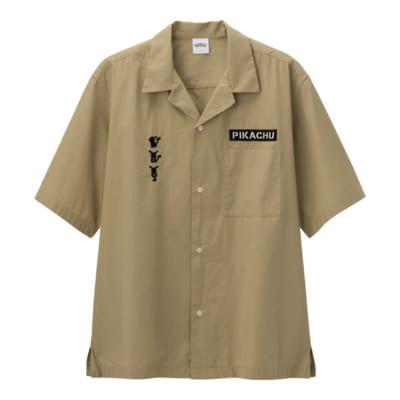 GU Pokemon Men Shirt