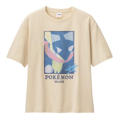 GU Pokemon Men T-Shirt
