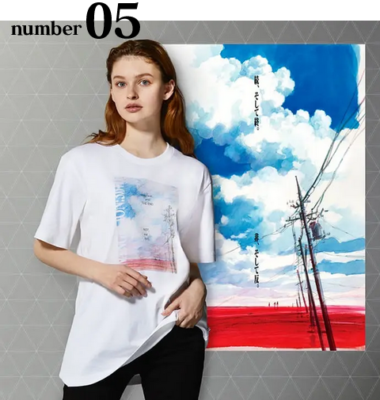 UNIQLO Japan Evangelion T-Shirt Collection
