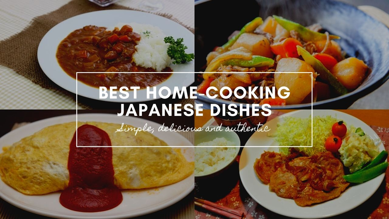 7 Easy Japanese Foods To Cook At Home Japan Web Magazine