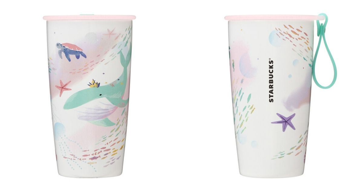 Starbucks Japan Summer Tumblers and Mugs 2020