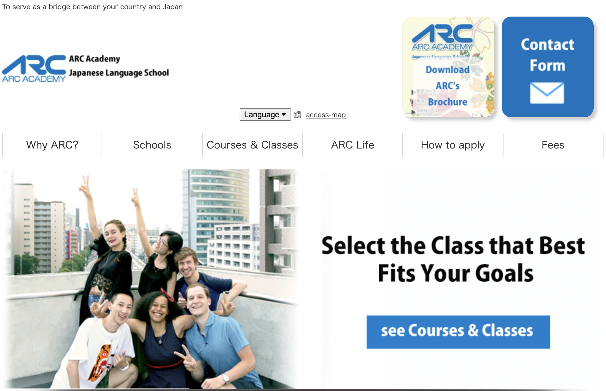 ARC Academy Japanese Language School