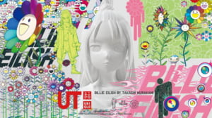UNIQLO: Billie Eilish and Takashi Murakami UT Collaboration