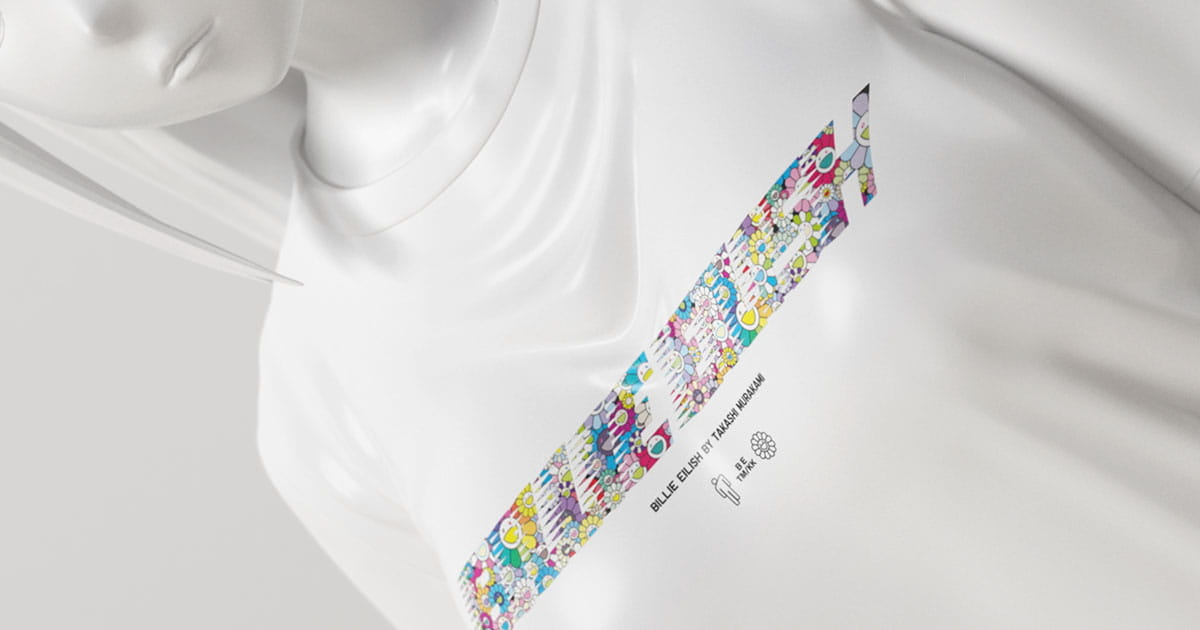 UNIQLO: UT Collaboration with Billie Eilish and Takashi Murakami