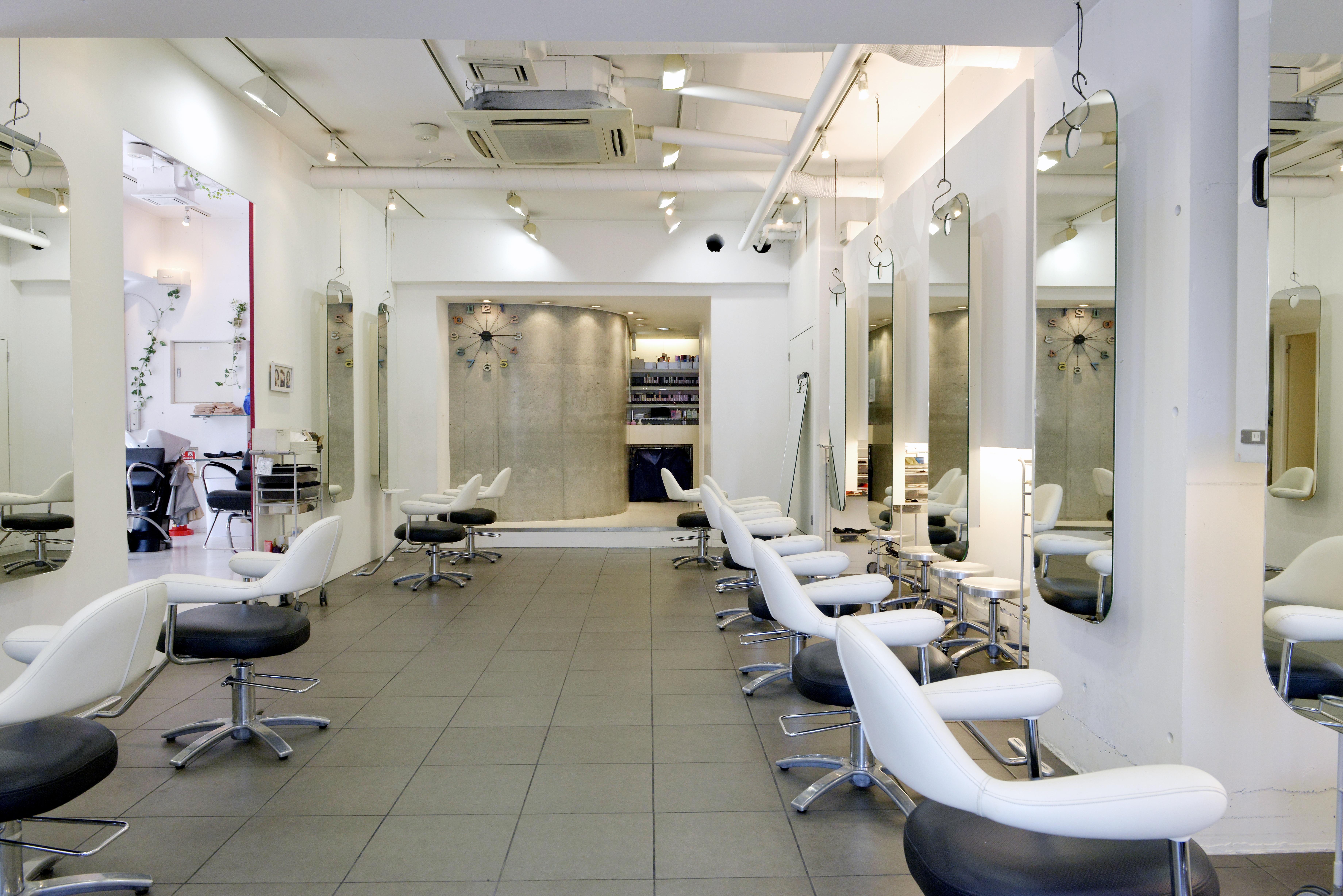 hair salon tokyo