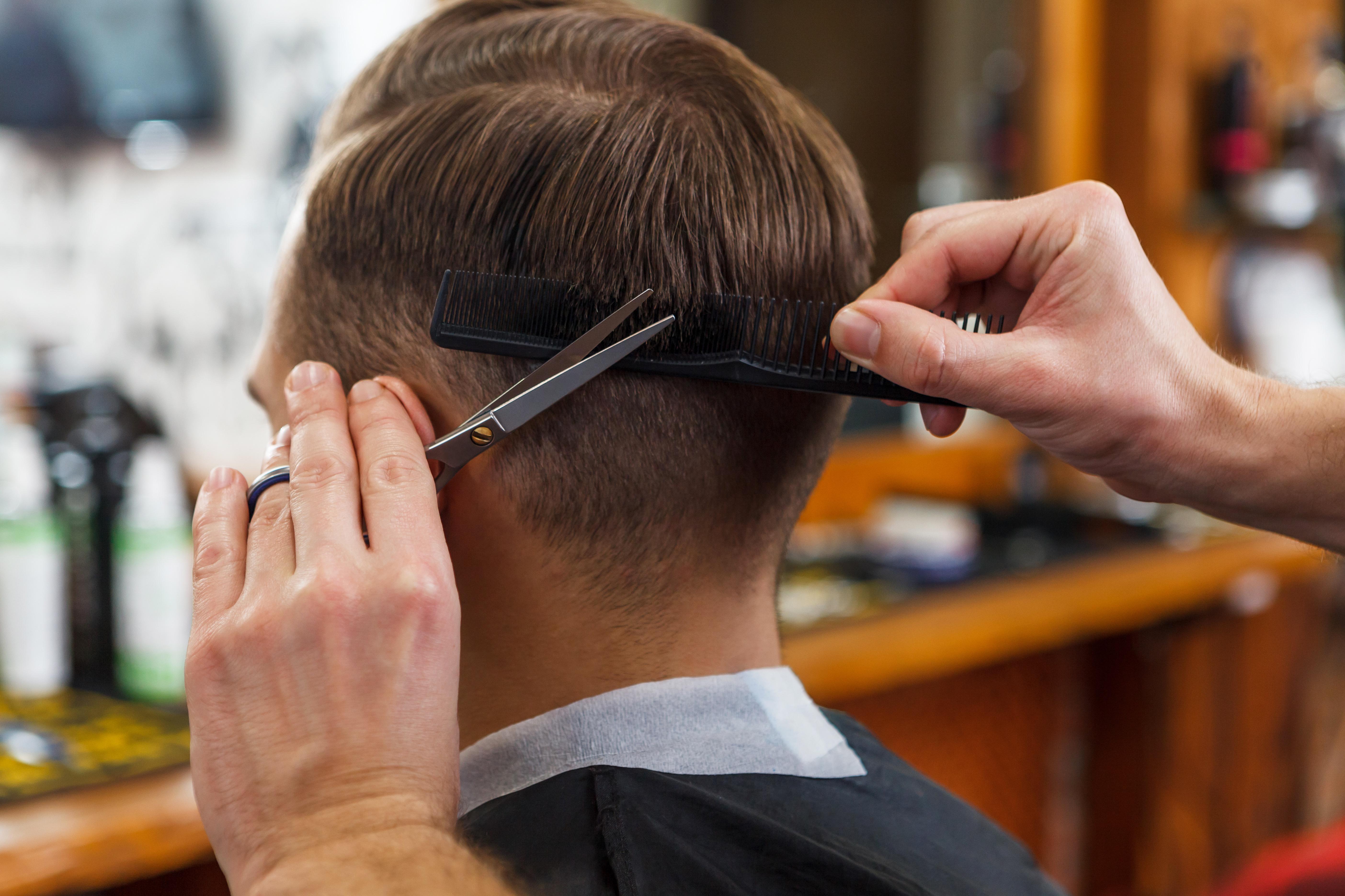 hair cut tokyo
