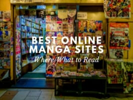 5 Best Legal Online Manga Sites 2020