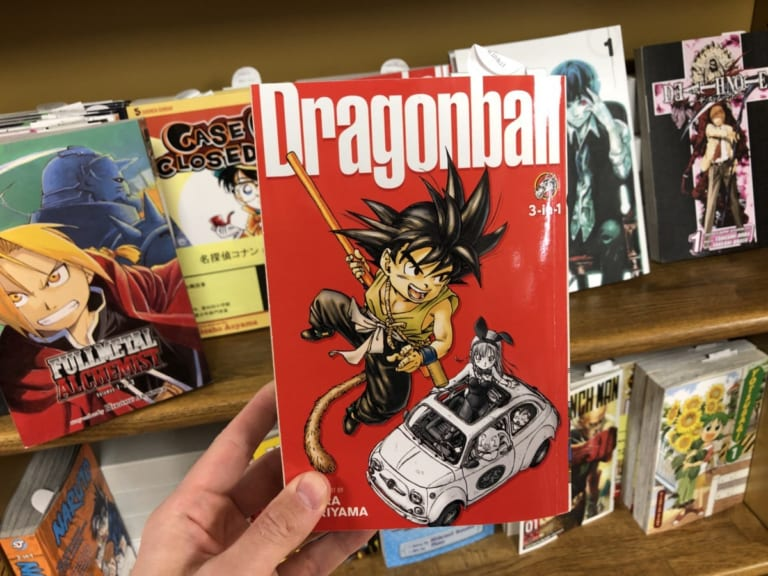 Best Manga for Beginners