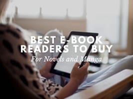 5 Best e-Readers including Kindle and Kobo