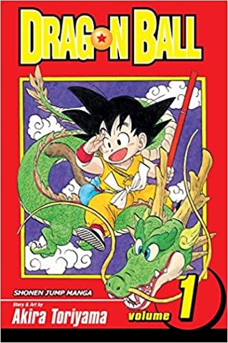 Dragon Ball Manga
