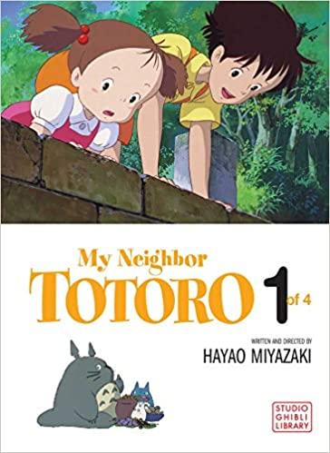 My Neighborhood Totoro Manga
