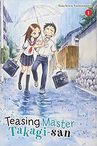 Teasing Master Takagi-san Manga