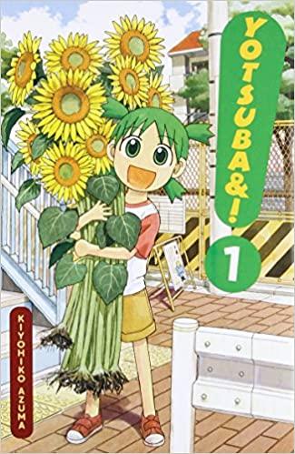 Yotsuba&! Manga