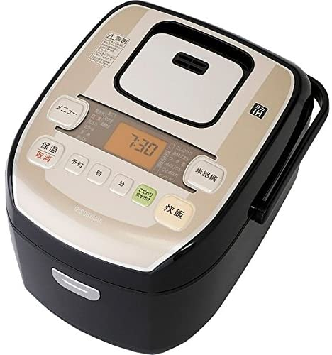 IRIS OHYAMA Pressure IH Rice Cooker
