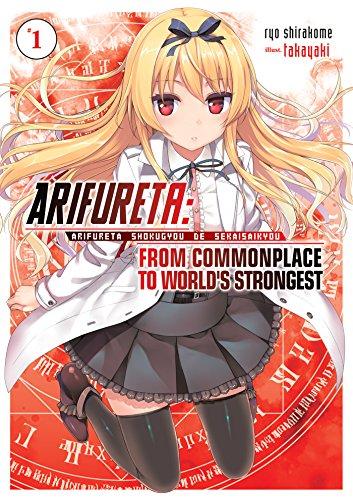 Arifureta From Commonplace to World's Strongest Light Novel