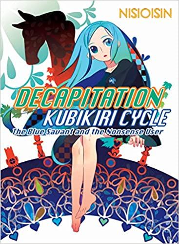 Decapitation: Kubikiri Cycle Light Novel