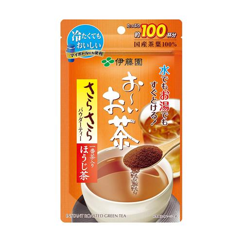 Itoen Oi Ocha Hojicha Tea Powder