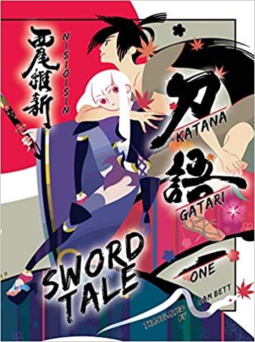 Katanagatari Light Novel