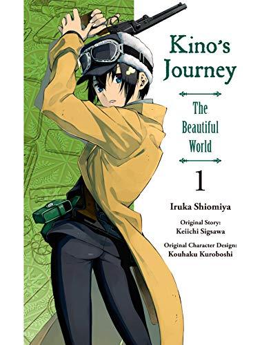 Kino's Journey -the Beautiful World- Light Novel