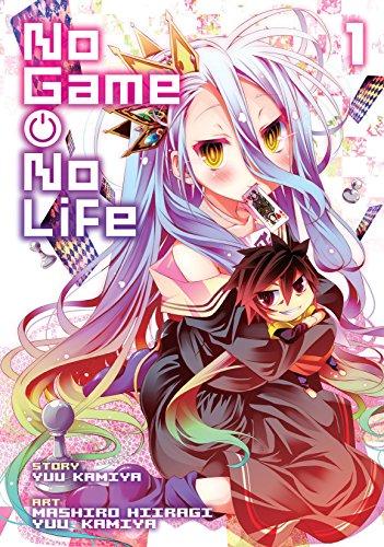 No Game No Life Light Novel