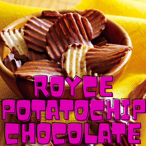 Royce potetoship chocolate