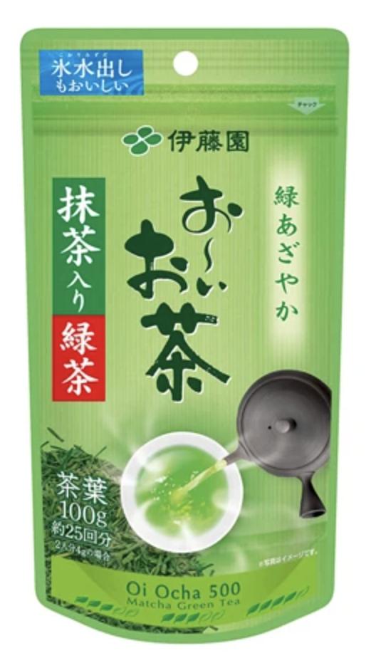 Itoen Oi Ocha Sencha Green Tea