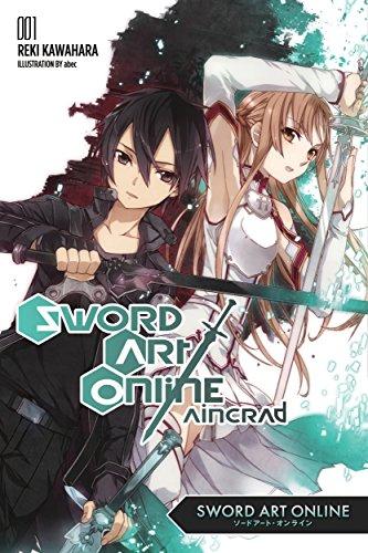 Sword Art Online Light Novel