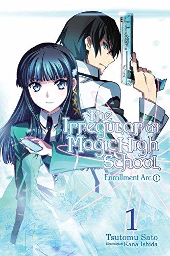 The Irregular at Magic High School Light Novel