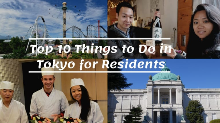 Things to Do in Tokyo for Residents