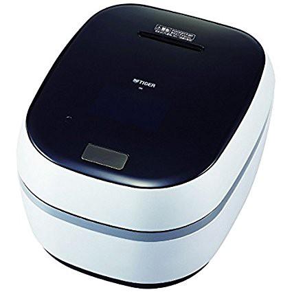 TIGAR IH pressure earthen rice cooker, THE Takitate JPG-X (5.5 Go size)