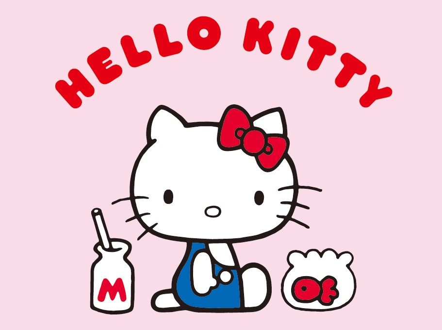 New Hello Kitty Cafe in Narita International Airport