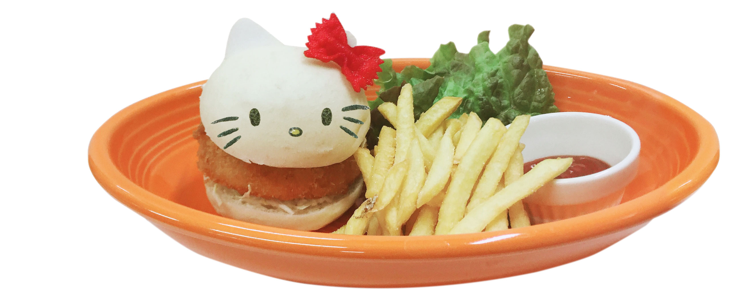 Hello Kitty's Gurakoro Burger