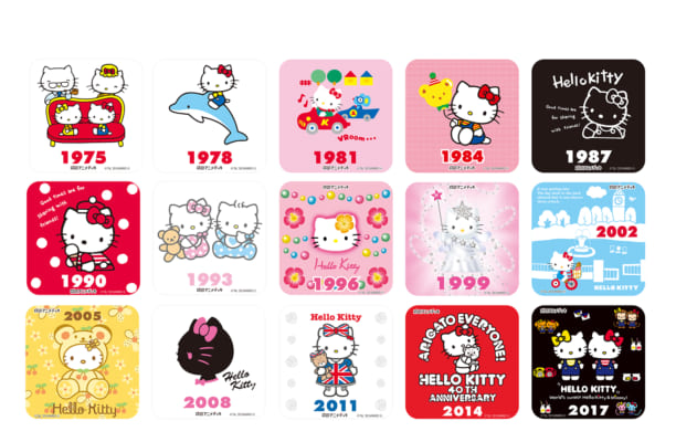 Hello Kitty special design coaster
