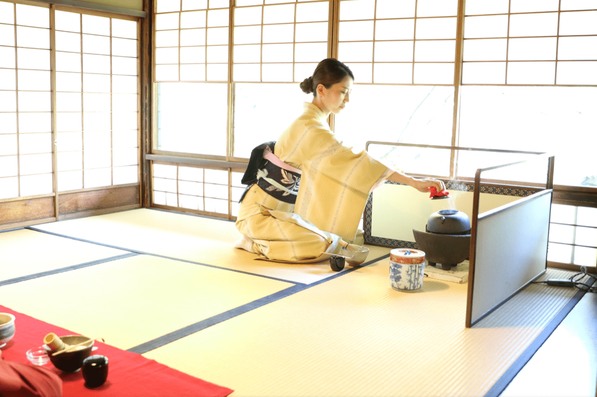 Maikoya Tea Ceremony