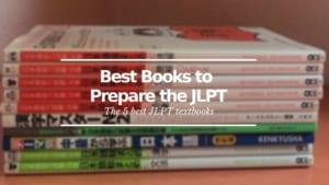 Best Books to Prepare the JLPT