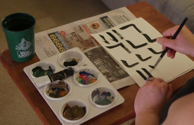 Japanese Language and Calligraphy Workshop