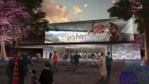 Harry Potter Studio Tour Tokyo to Open