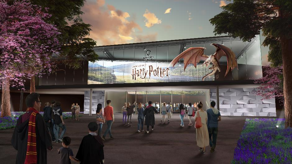Harry Potter Studio Tour Tokyo to Open in 2023