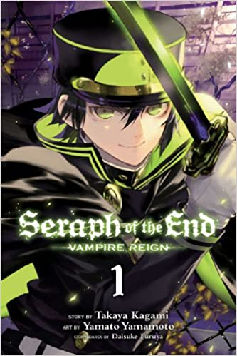 Seraph of the End manga