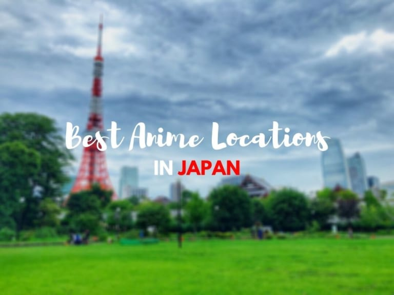 Best Anime Locations in Japan