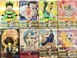 5 Best Manga and Anime like Hunter x Hunter