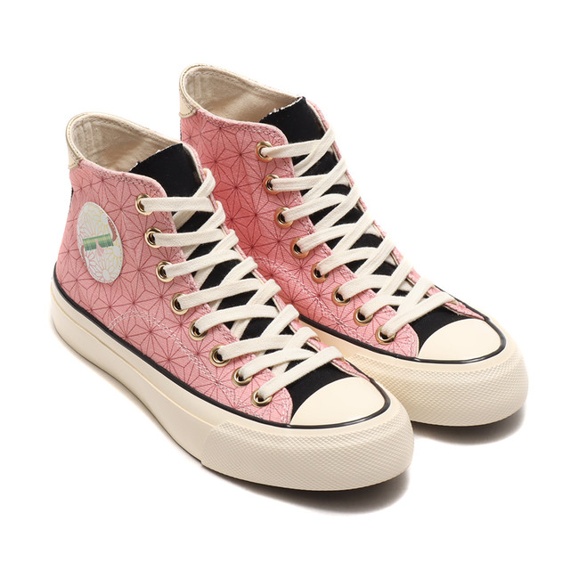 Nezuko sneakers