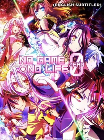 No Game, No Life Zero (Anime Movie)