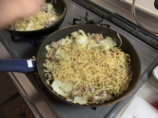 How to Make Japanese Yakisoba