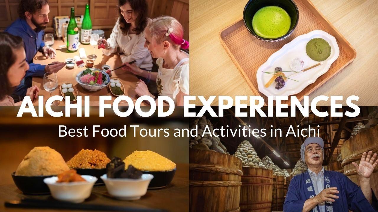 Food in Aichi: Refine Your Taste