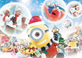 Universal Studios Japan Christmas