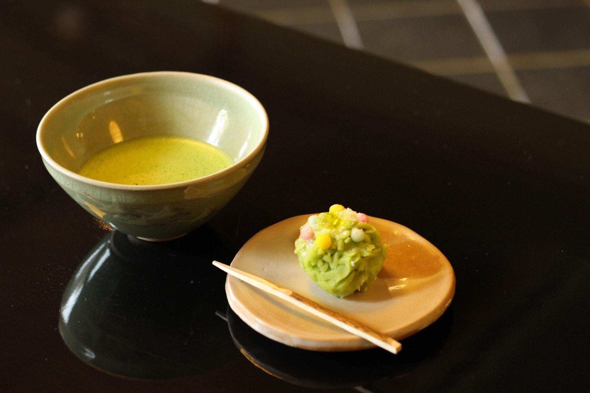 Tezutsu Hanabi Making